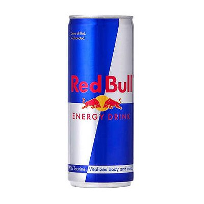 Red Bull Energiedrank 24 x 250 ml.